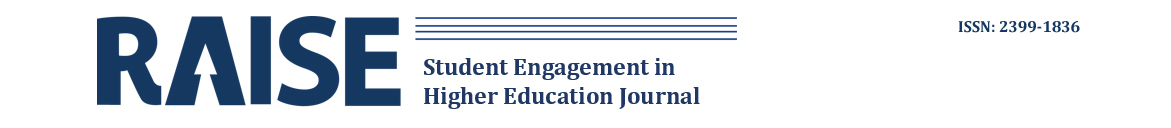 Student Engagement in Higher Education Journal